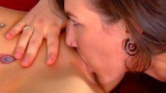 Sinn Sage & Maryjane Johnson In A Romantic Lesbian Night HOT REAL ORGASMS!