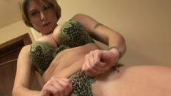 Blonde Teen PAWG Rides Lexington Steele Big Black Cock Until She Jizzes