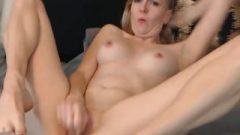 Nice Blonde Barbie Intense Orgasm