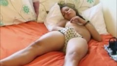 Provocative Honey Fingering Her Pussy – Intense Orgasm – Bf Watches