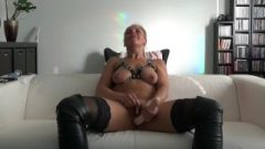 OMG, My Inviting Wife Gets 100% Real Orgasm On Cam For As My Birthday Gift