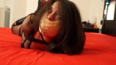 Armbinder And Fishnet