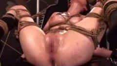 Japanese AV Porn Banging Machine Maturbation (DXHK003) Ayuka Chisato
