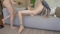 Elsa Jean Passionate Hookup Sex Tape