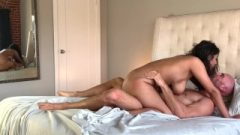 Johnny Sins – Busty Natural Nubile, Rims And Jizzes All Over Tool