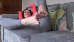 Bratty Step-sister Feet Humiliation
