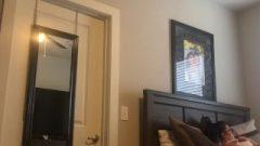 Stepmom Caught Wanking On A Spycam!! What A Vixen!!