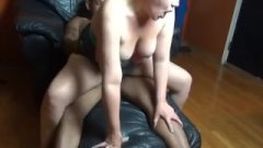 Chunky Wife Tells Hubby She Desires Big Black Dick Before Grinding To Several Orgasms