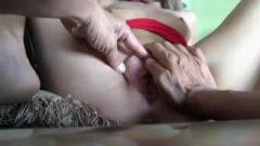 Labia Rubbing Orgasm 2