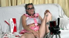 Chassidy Lynn – Smokes And Cigarette Kink For Followers