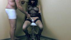 Bondage Screaming Climax Torment With Ohmibod And Lovense Lush Vibrators